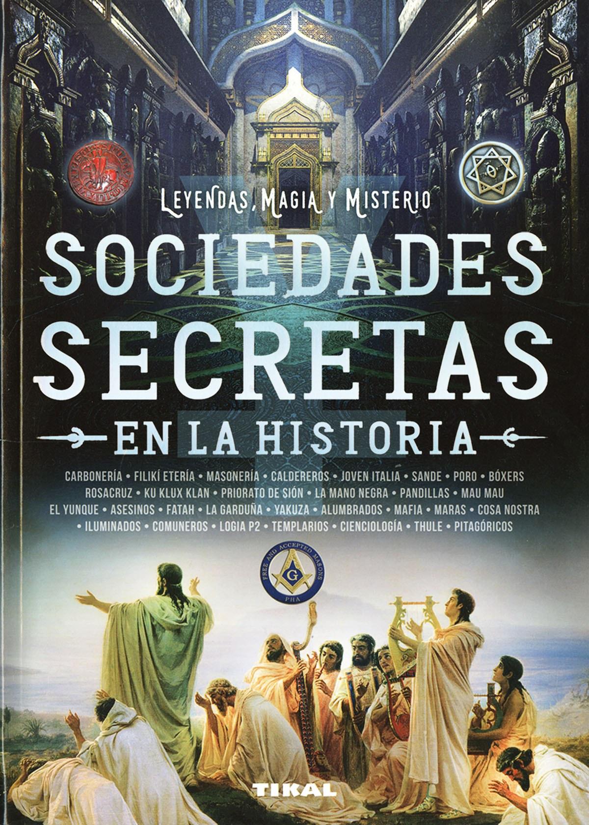 Sociedades secretas en la historia
