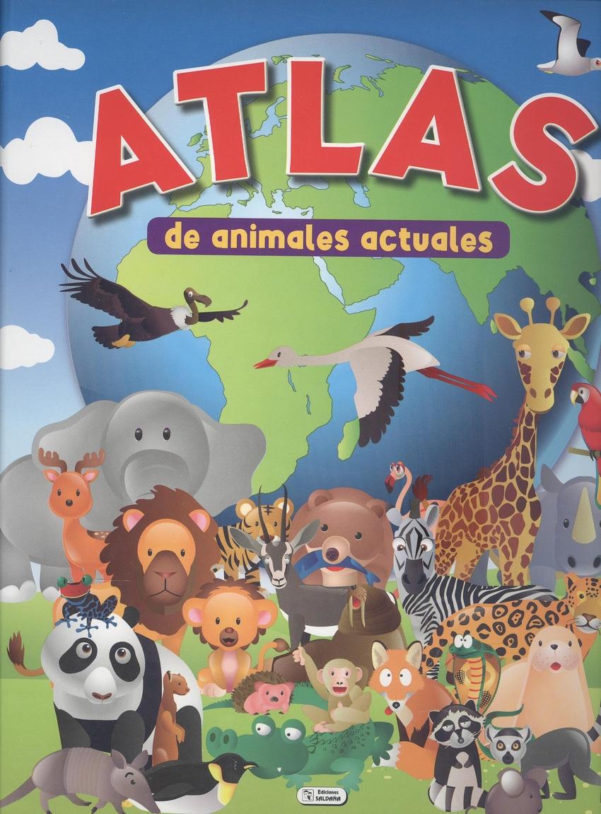 ATLAS DE ANIMALES ACTUALES