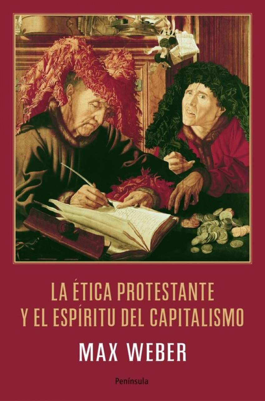 La ?tica protestante y el esp¡ritu del capitalismo+