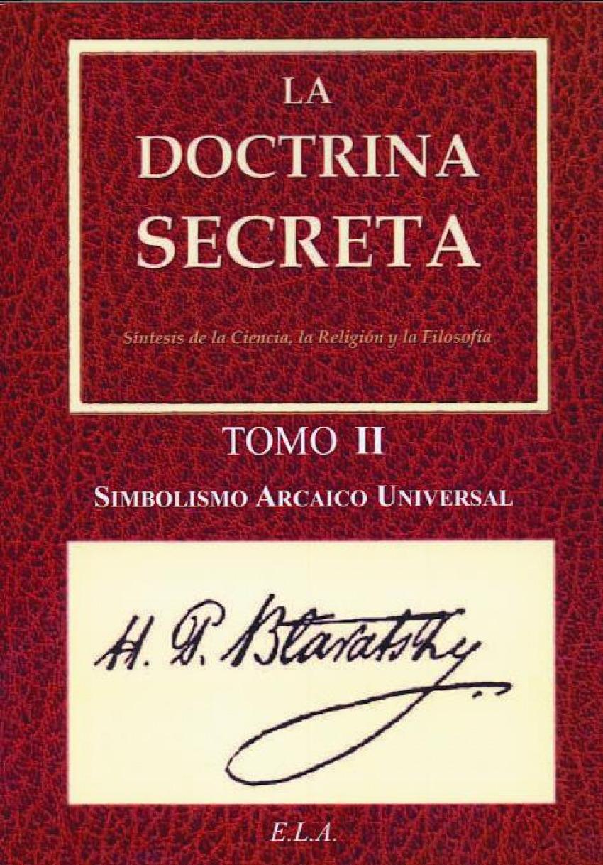 Doctrina secreta 2