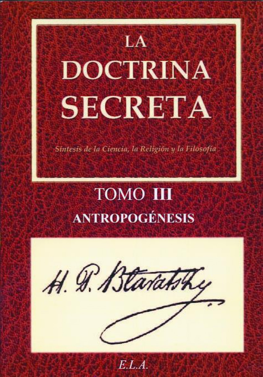 Doctrina secreta 3