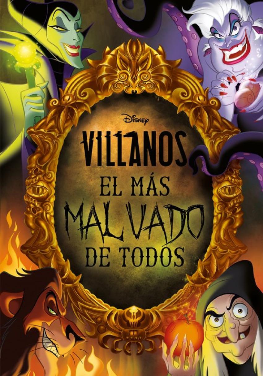 VILLANOS EL MAS MALVADO DE TODOS