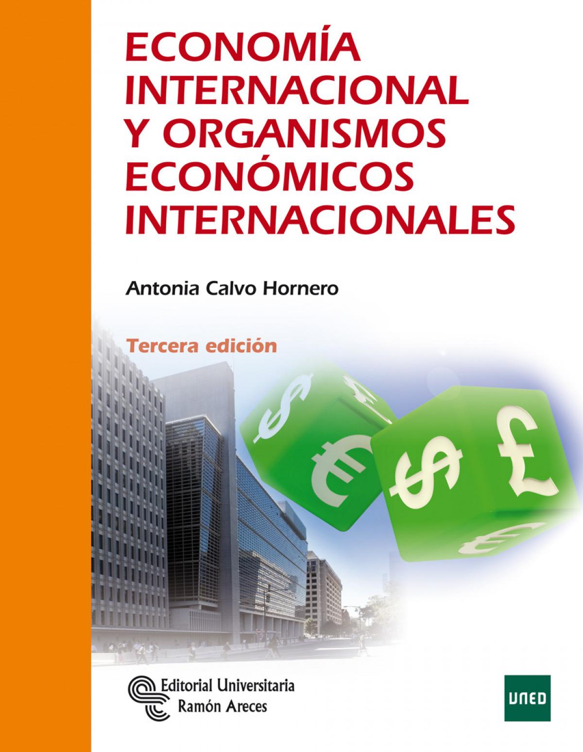 Economía internacional y organismos económicos internacionales