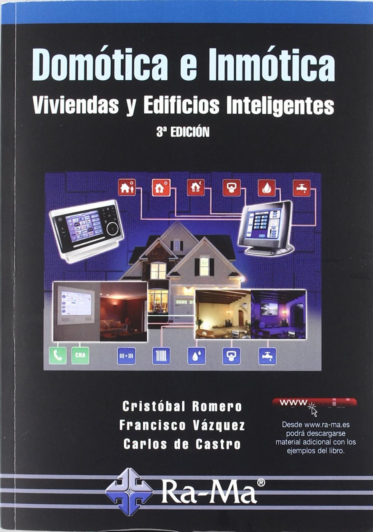 DOMOTICA E INMOTICA: VIVIENDAS Y EDIF.INTELIGENTES 9788499640174