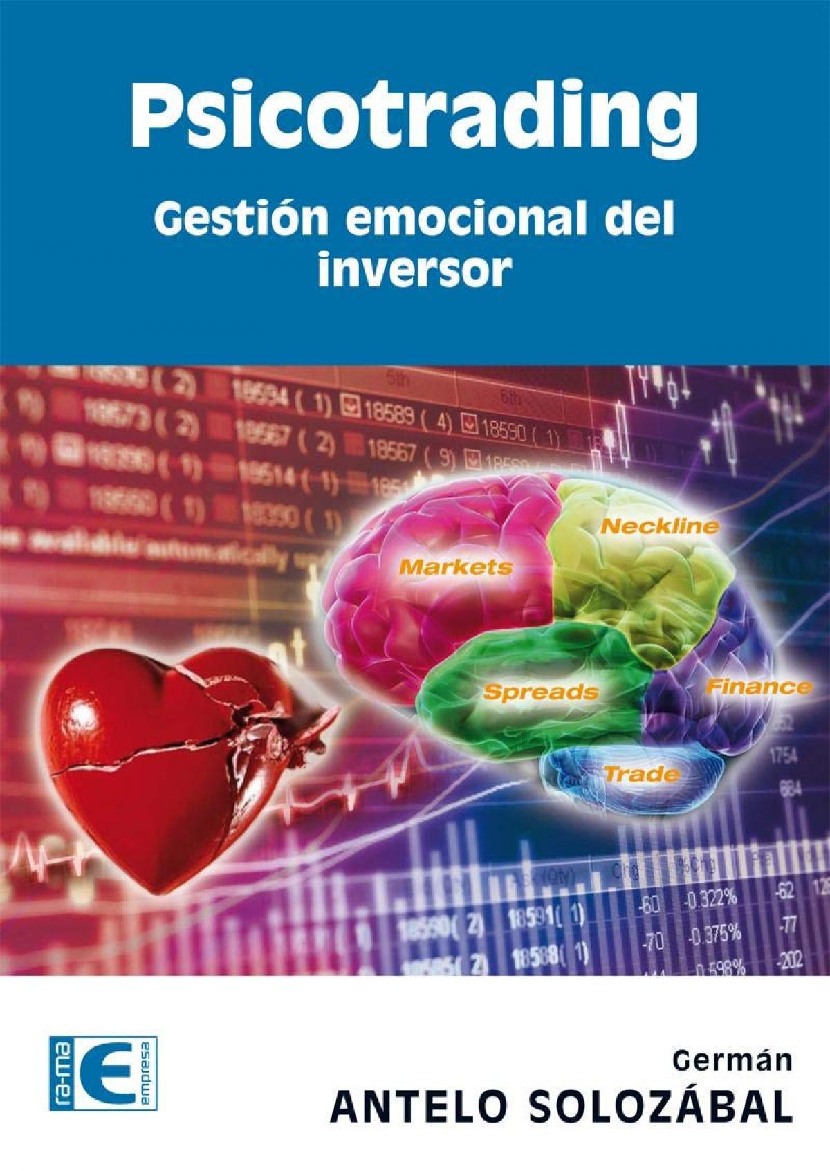 PSICOTRADING: GESTION EMOCIONAL DEL INVERSOR 9788499645612