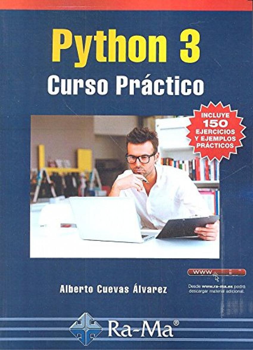 Python 3:curso practico 9788499646589