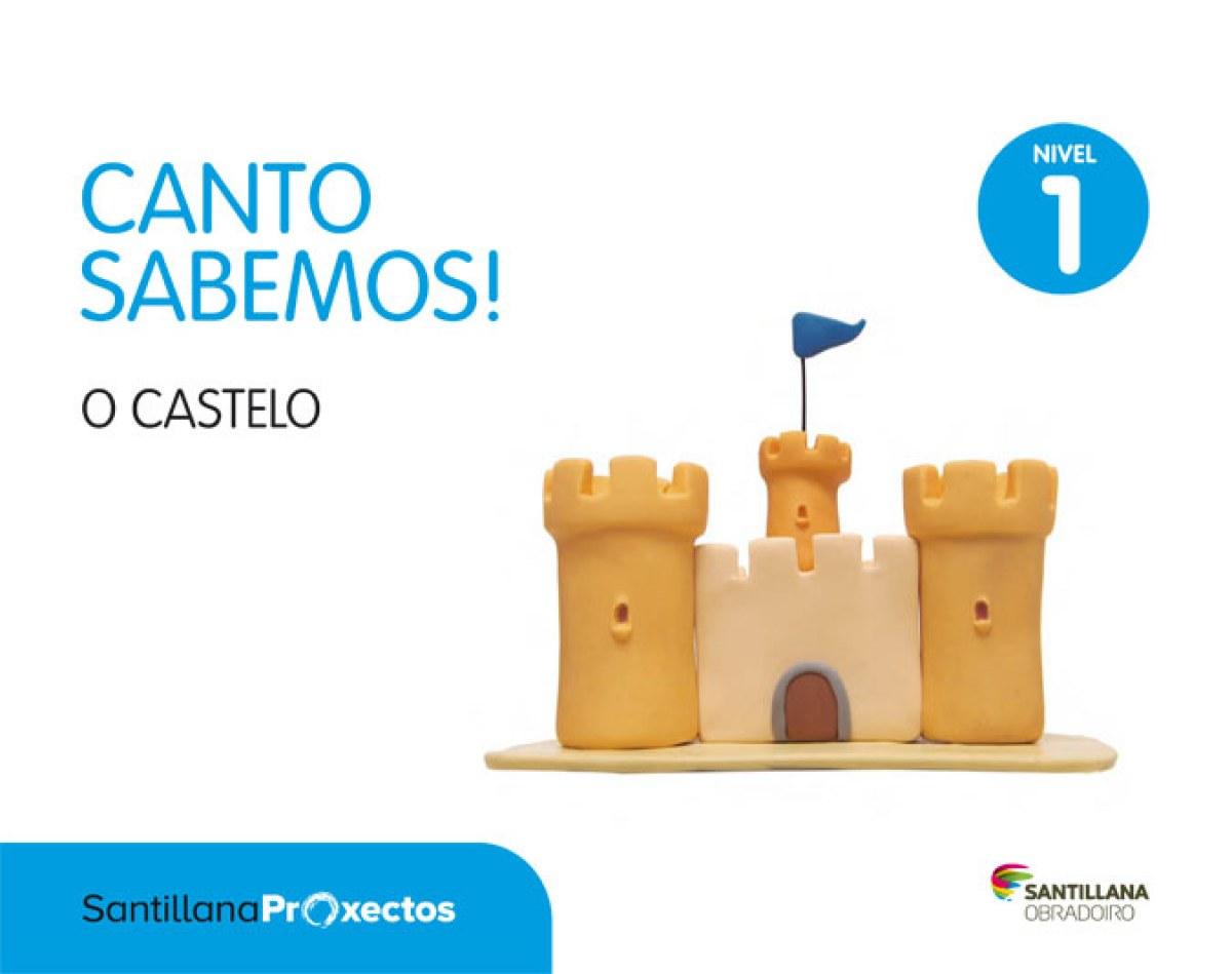 (G).(16).1.CANTO SABEMOS:O CASTELO (3 ANOS).PROX.INFANTIL
