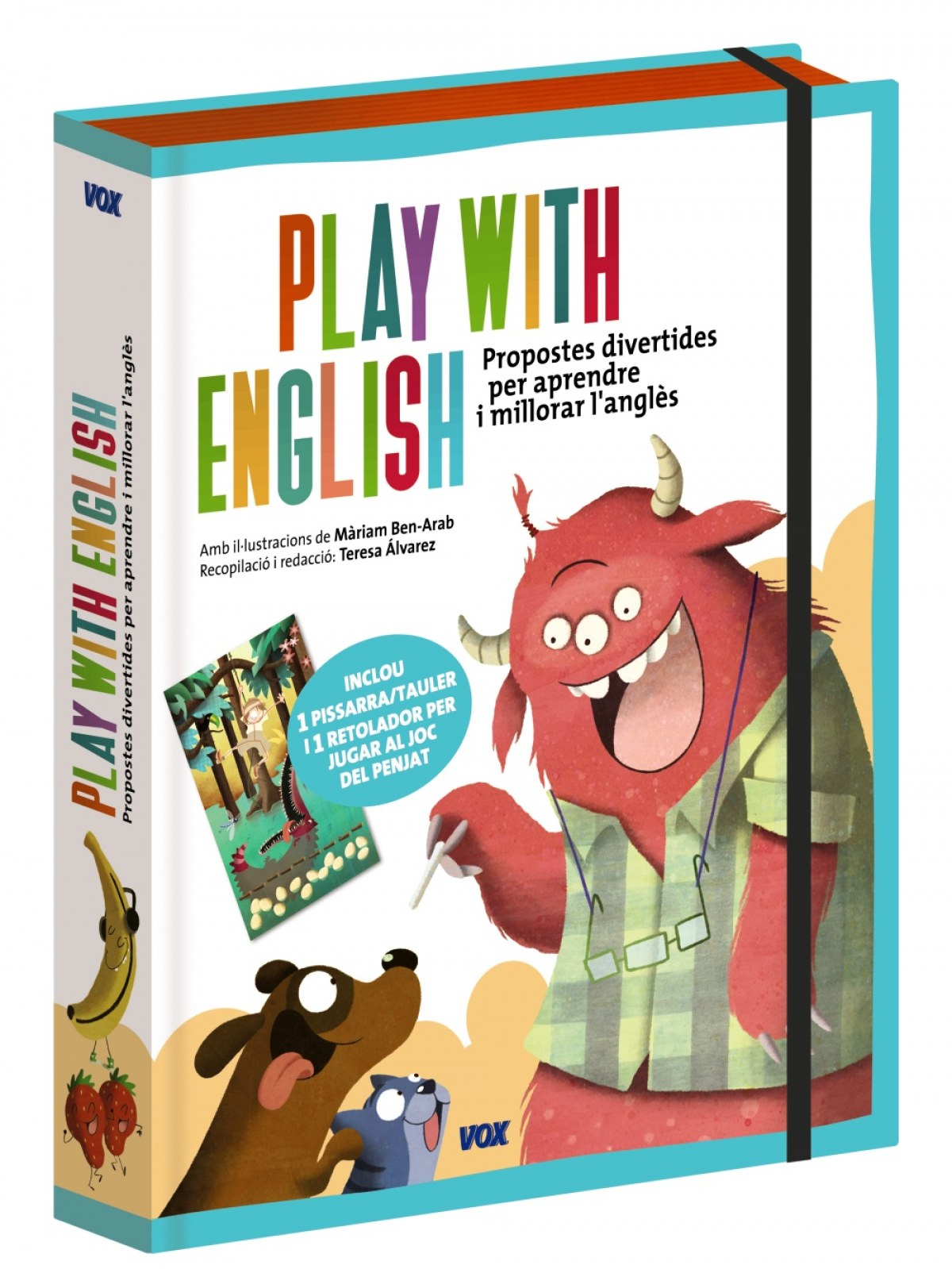 Play With English Català Tapa Dura Alvarez Teresa