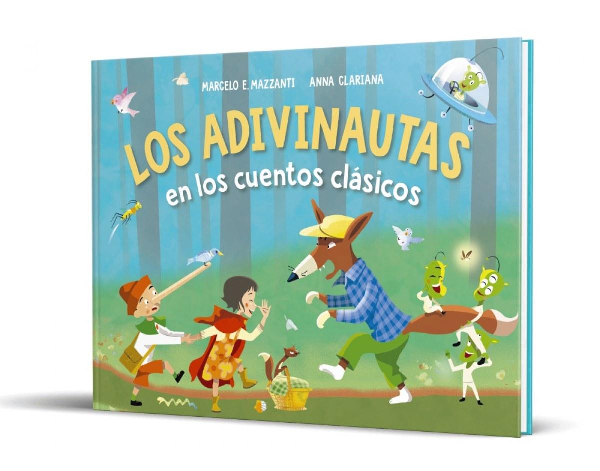 Los Adivinautas en los cuentos clásicos