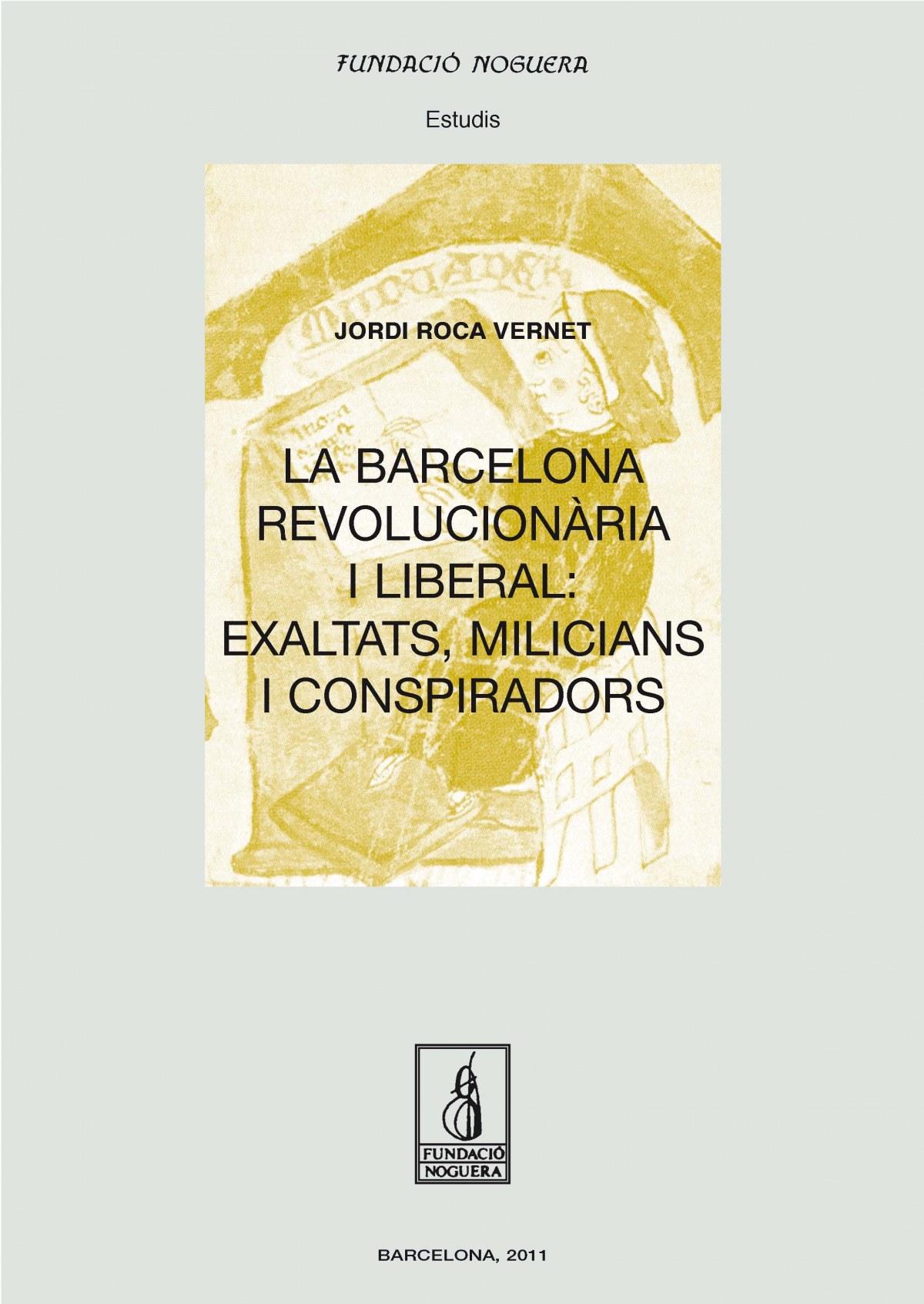 Barcelona revolucionaria i libertad
