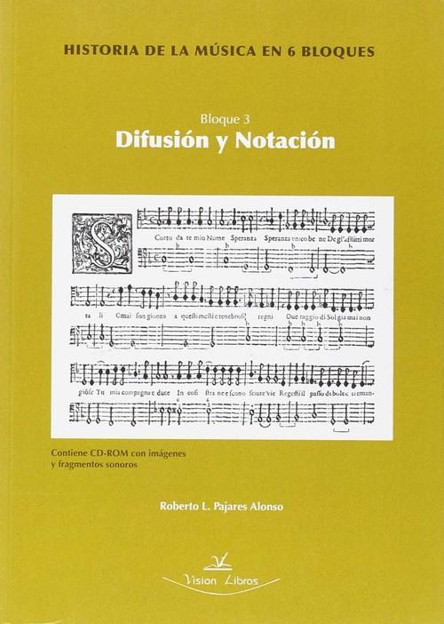 Difusión y notación