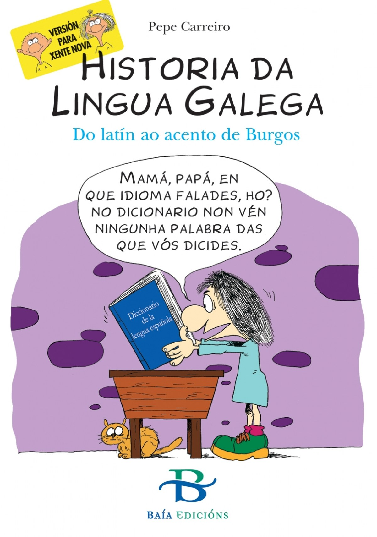Historia lingua Galega 9788499950310
