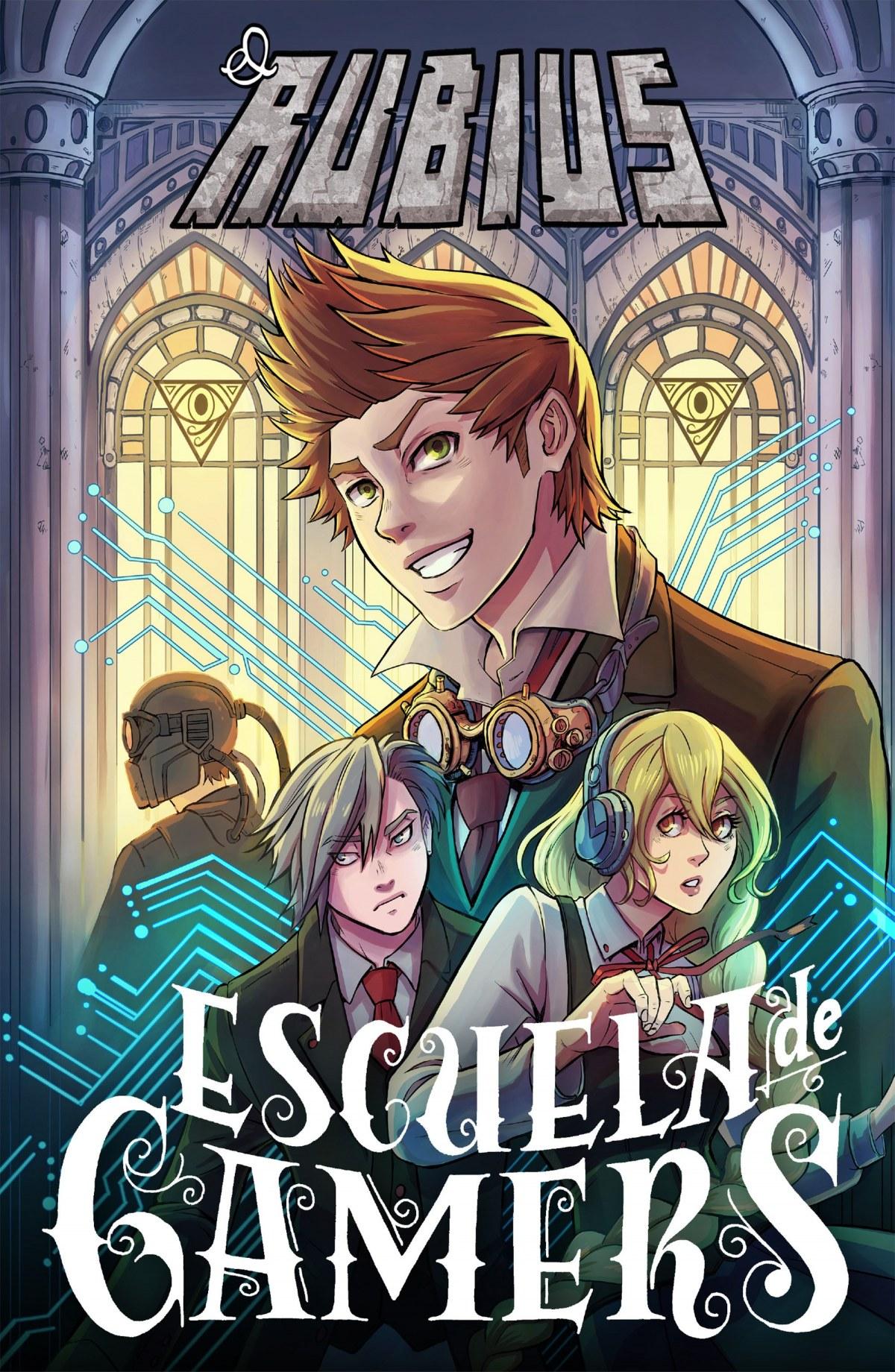 ELRUBIUS ESCUELA DE GAMERS