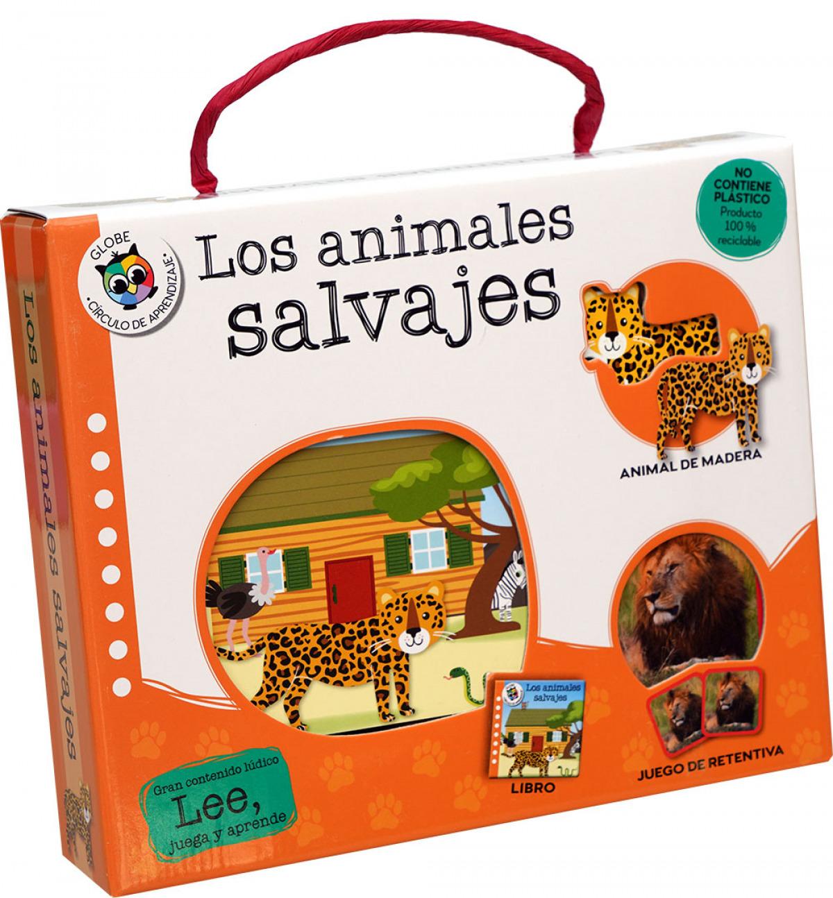 LOS ANIMALES SALVAJES