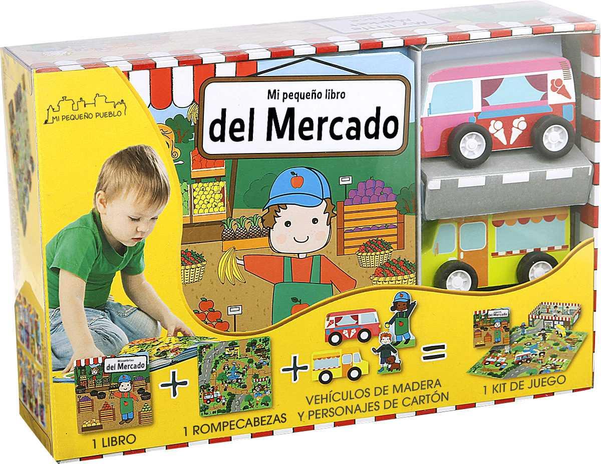 CAJA PUZZLE: MI PEQUEÑO MERCADO