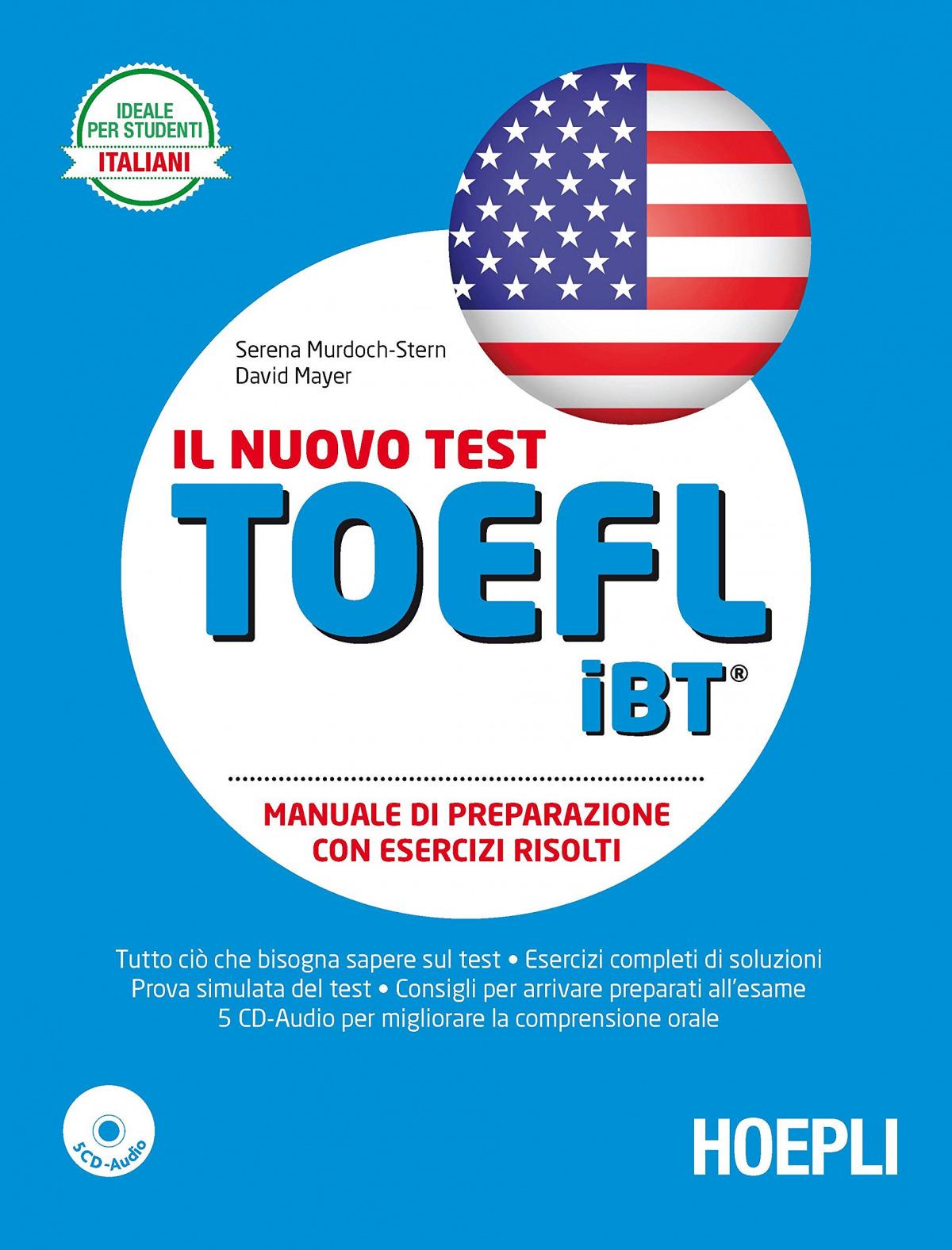 Il nuovo test TOEFL iBT