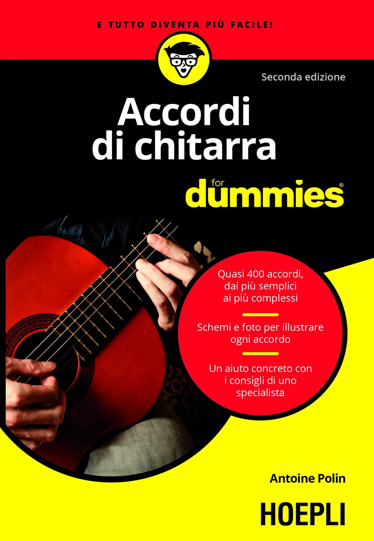 ACCORDI DI CHITARRA FOR DUMMIES