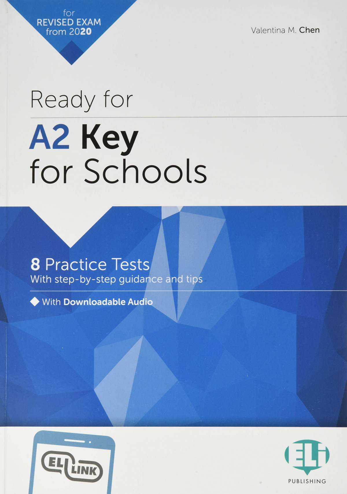 Ready for A2 key for schools. 8 Practice Test