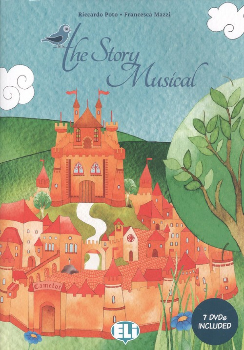 STORY MUSICAL BOOK 7 DVDS