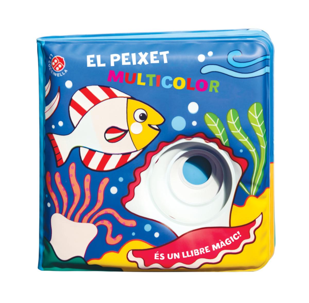 El peixet multicolor