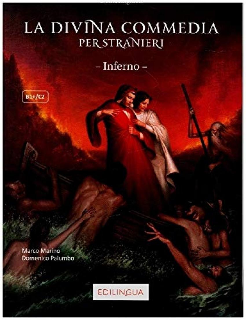 La Divina Commedia per stranieri : Inferno