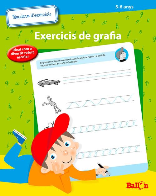 EXERCICIS DE GRAFIA