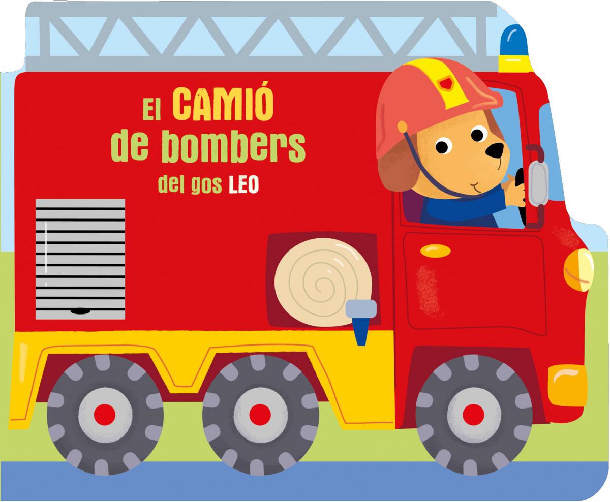 EL CAMIÓ DE BOMBERS DEL GOS LEO