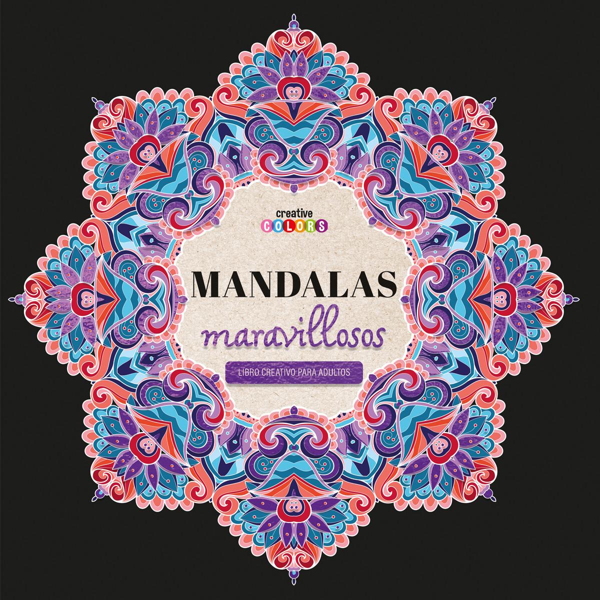 MANDALAS MARAVILLOSOS