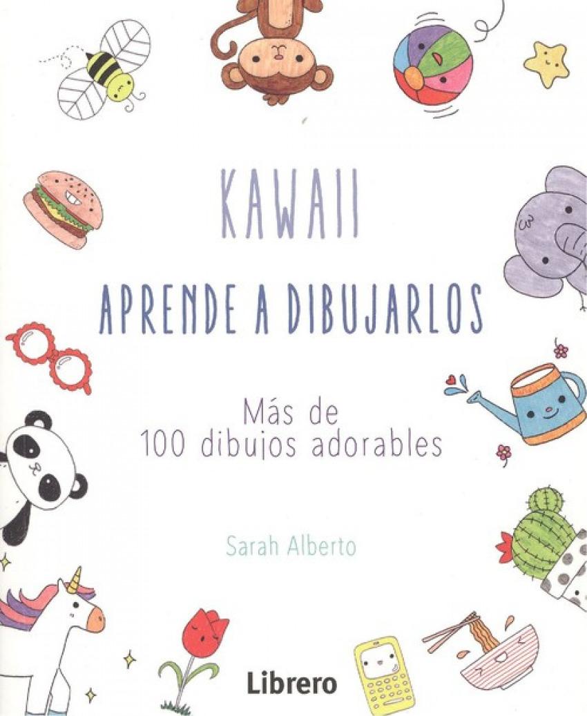 KAWAII, APRENDE A DIBUJARLOS