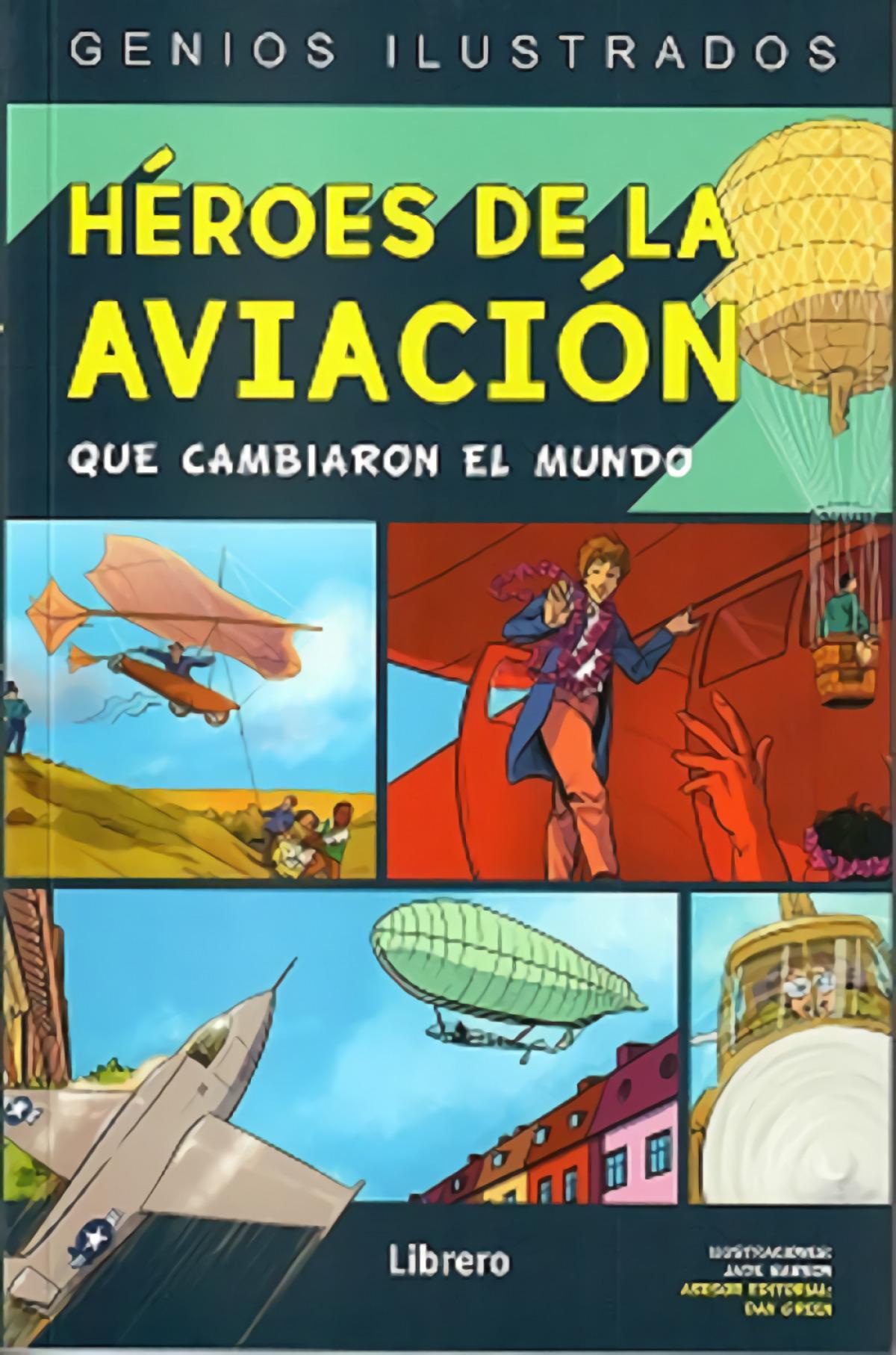 HEROES DE LA AVIACION