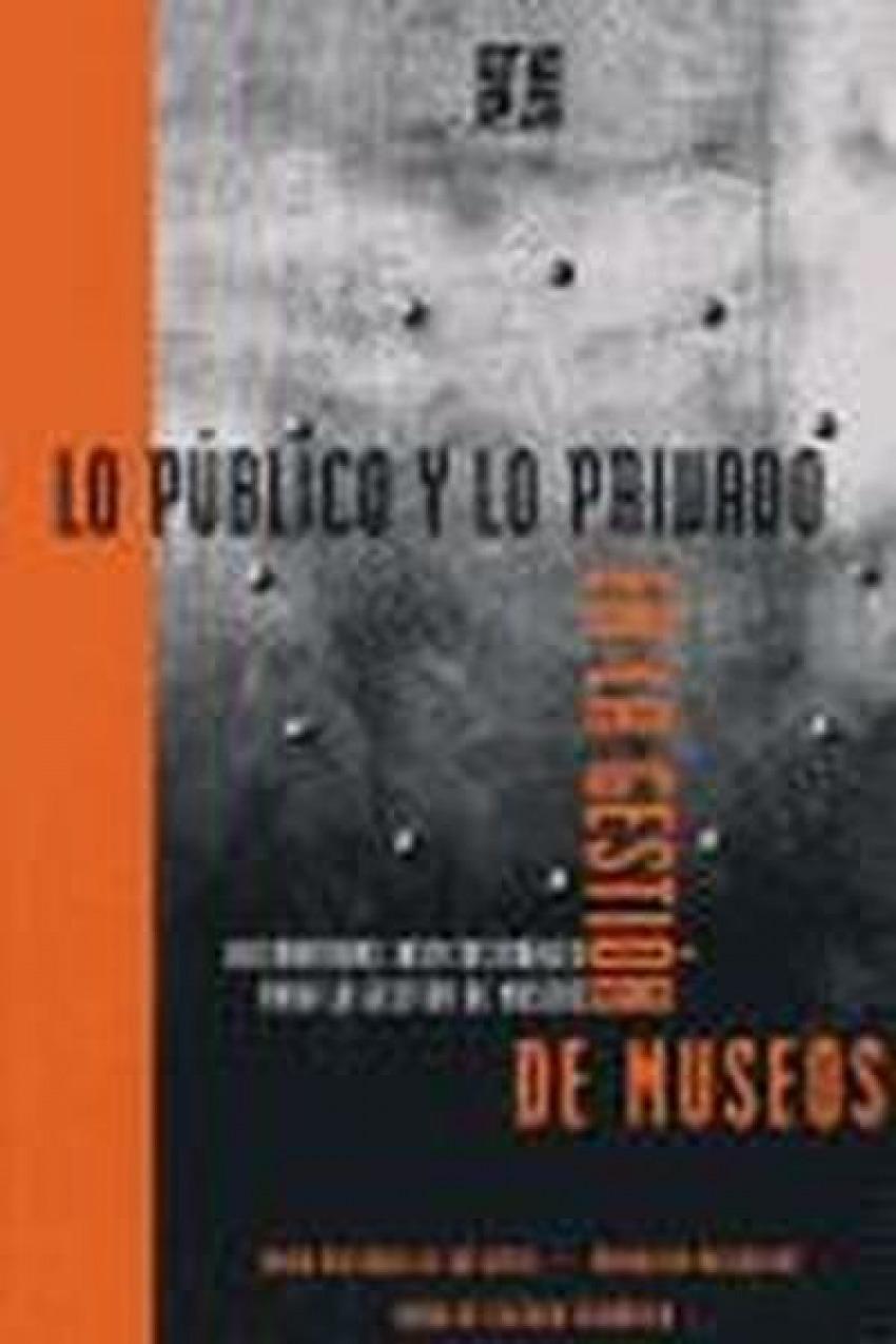 Lo público y lo privado en la gestión de museos : Alternativas institucionales para la gestión de mu