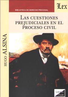 Las cuestiones prejudiciales en el proceso civil