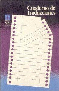 Cuaderno de traducciones