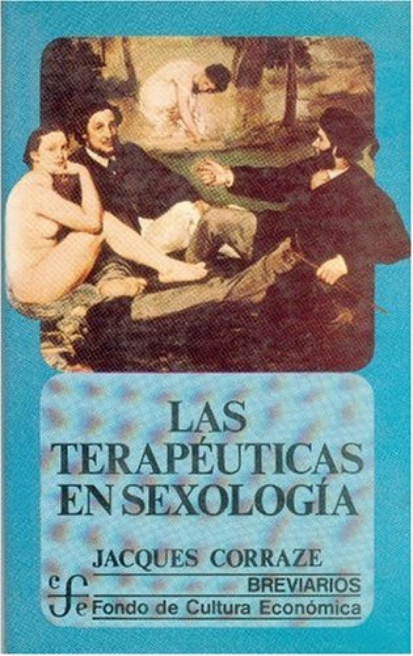 Las terapéuticas en sexología