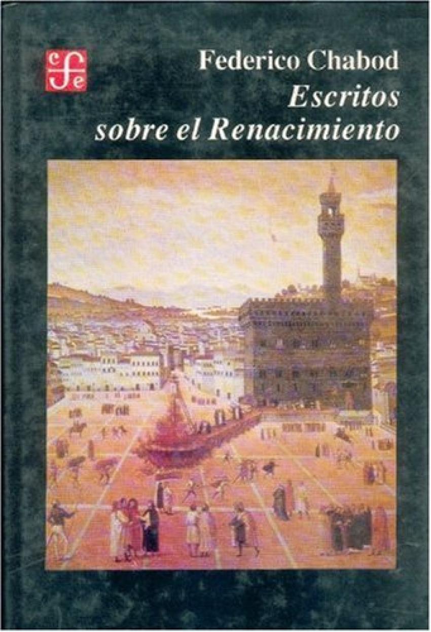 Escritos sobre el Renacimiento