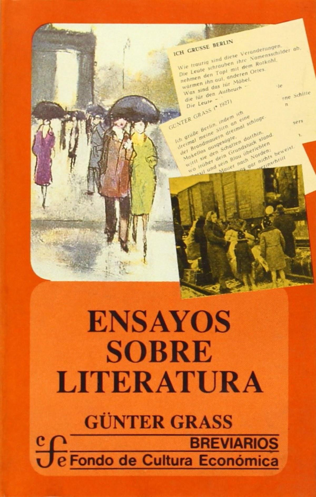 Ensayos sobre literatura