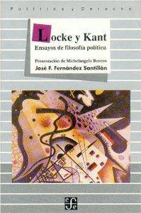 Locke y Kant : ensayos de filosofía política