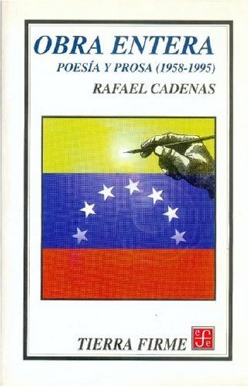 Obra entera : Poesía y prosa (1958-1995)