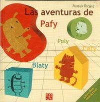 Las aventuras de Pafy, Poly, Caty y Blaty