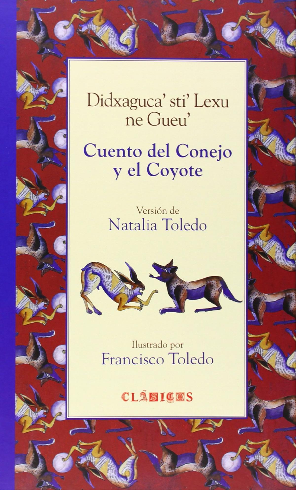 Cuento del Conejo y el Coyote / DidxagucaÆstiÆ Lexu ne GueuÆ