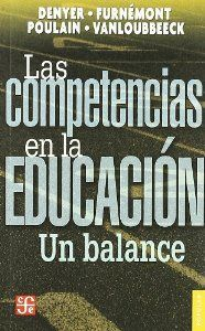 Las competencias en la educación : Un balance