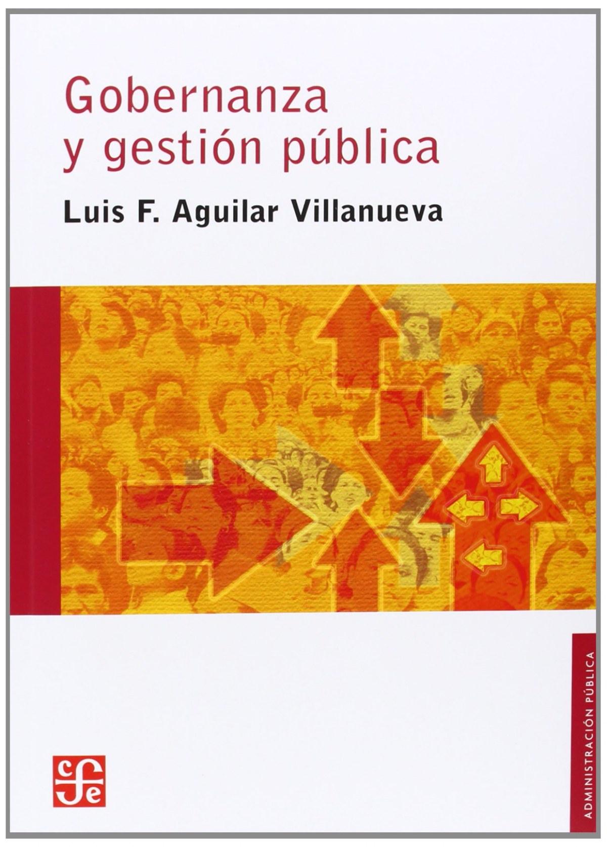 Gobernanza y gestión pública