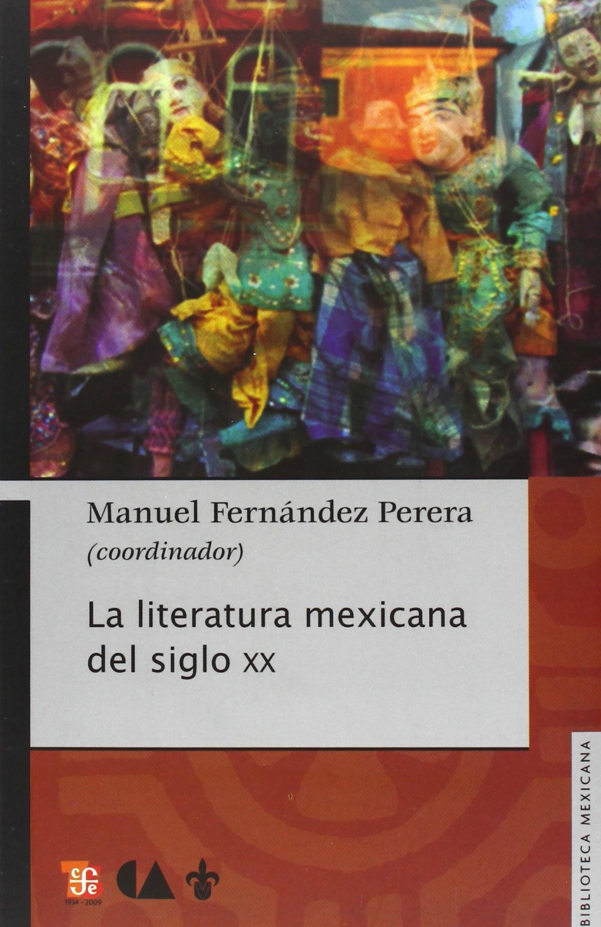 Literatura mexicana siglo XX