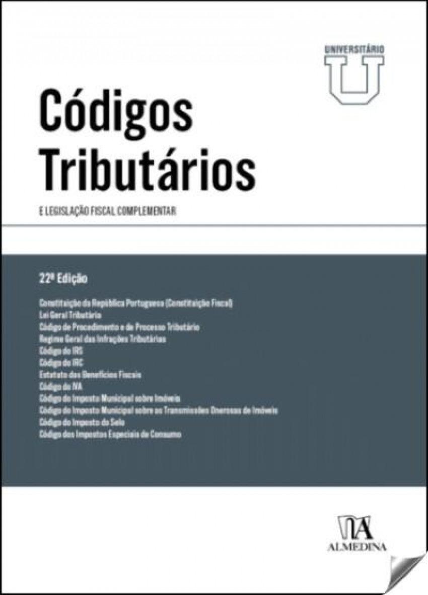 (port).codigos tributarios e legislacao fiscal complementar
