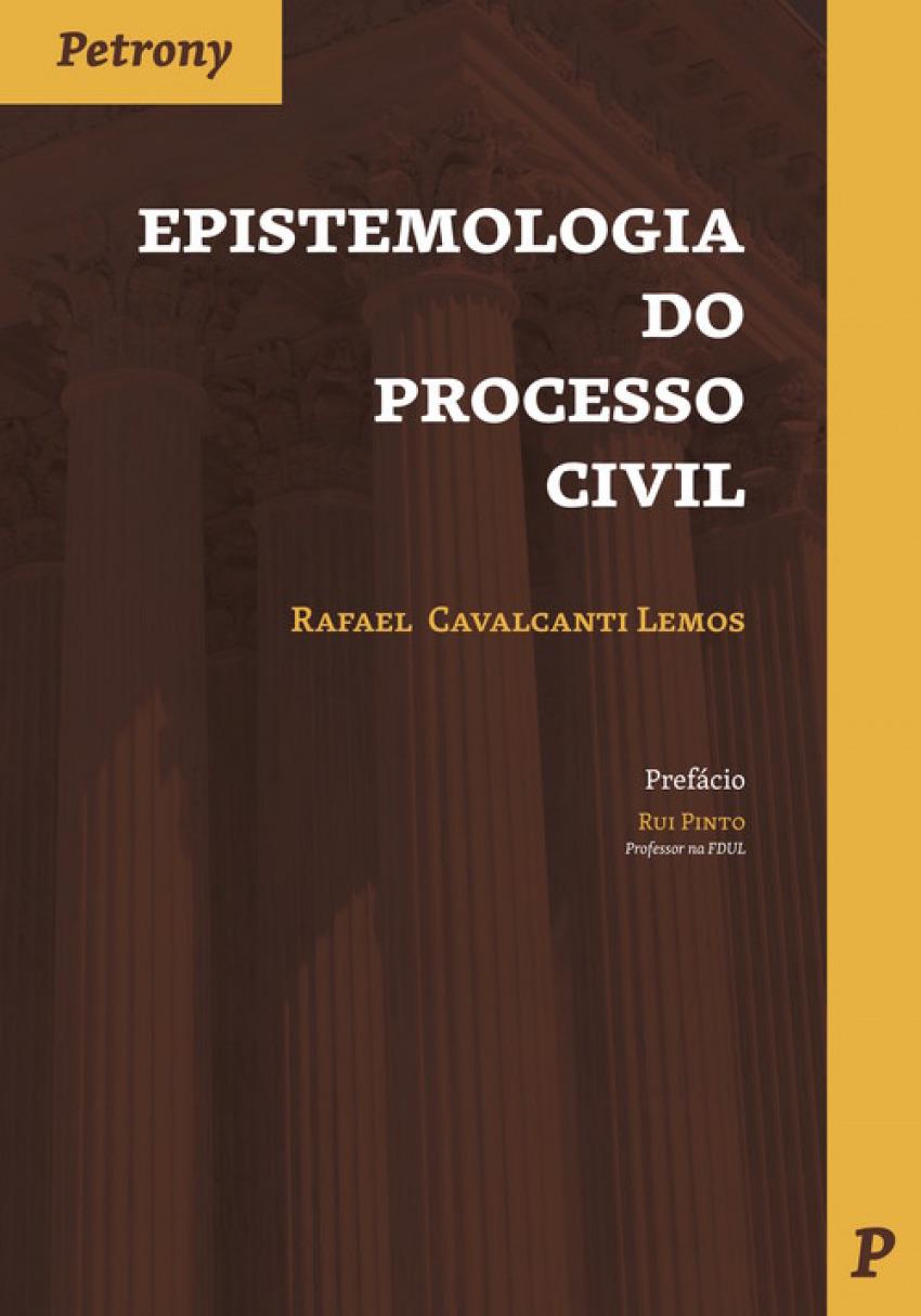 EPISTEMOLOGÍA DO PROCESSO CIVIL
