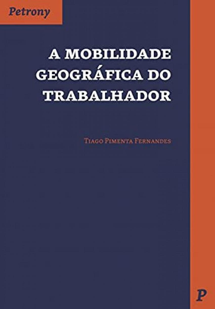 A mobilidade geografica do trabalhador