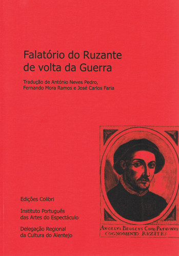FALATÓRIO DO RUZANTE DE VOLTA DA GUERRA