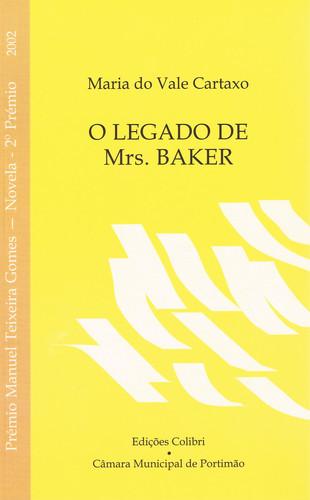 O LEGADO DE MRS. BAKER