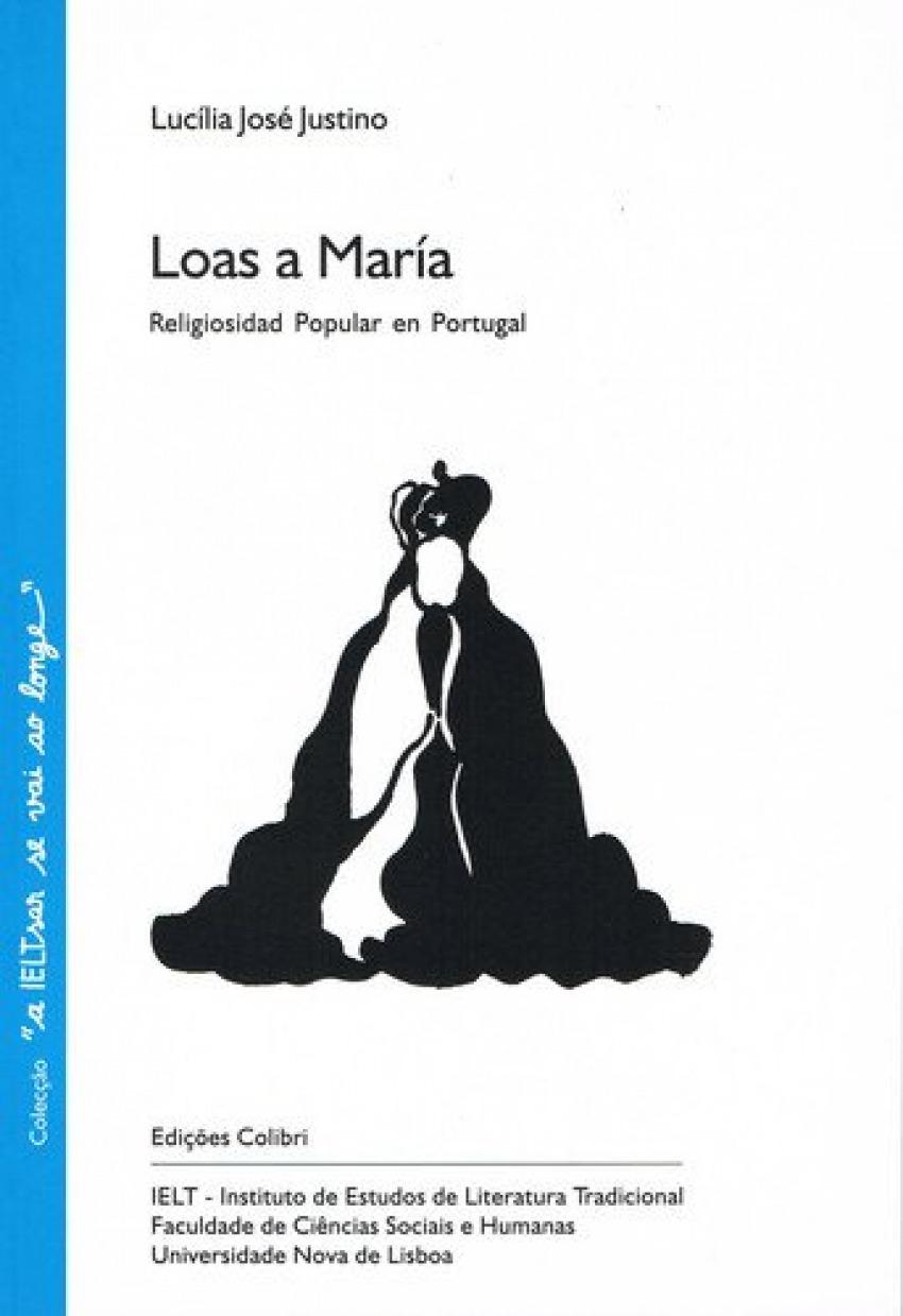 LOAS A MARÍA. RELIGIOSIDAD POPULAR EN PORTUGAL