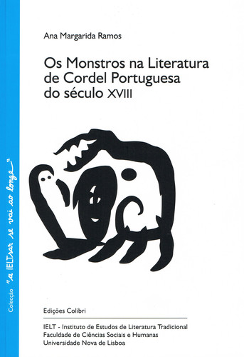 OS MONSTROS NA LITERATURA DE CORDEL PORTUGUESA DO SÉCULO XVIII